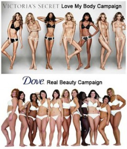 love my body campaign dove